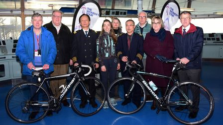 Suffolk is set to host the 2021 Women's Tour final stage