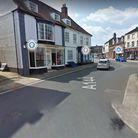 t happened between 7pm and 7.30pm on Thursday, January 7, in Market Place, Bungay.