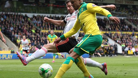 Norwich City defender Martin Olsson faces a battle to be fit for the Premier League kick-off after s