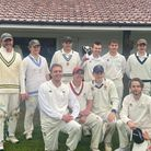 High Roding Cricket Club in 2020