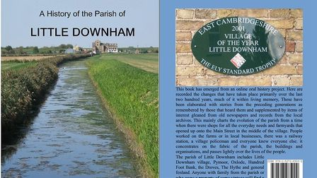 A book has been published on the history of Little Downham near Ely.