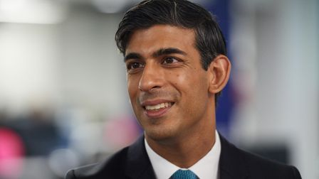 Britain's Chancellor of the Exchequer Rishi Sunak is getting ready to announce the budget