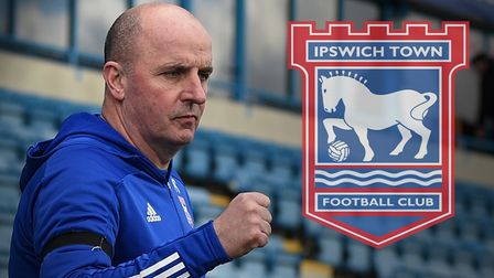 Paul Cook will lead Ipswich Town at Portman Road for the first time this evening