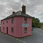 The dental surgery in Debenham's High Street was planned to be converted into flats