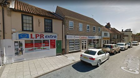Police in Thetford are investigating the incident which happened on Friday, February 26, atL P R Extra on Guildhall Street.