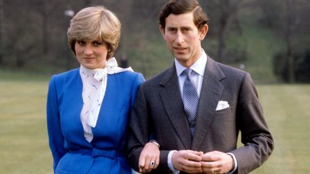 24/02/1981: On this day in 1981, Prince Charles and Lady Diana Spencer announce their engagement PR
