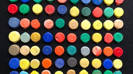 Smarties discontinued their lids in 1995 but they are still being found in Ipswich