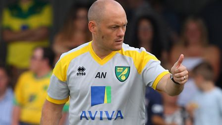 Norwich manager Alex Neil would not be drawn on reports he had lined up Celta Vigo striker Joaquin L