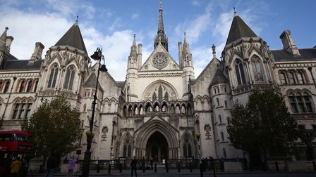 The High Court in London, where proceedings were begun against Keith Da Costa before the Secretary ofState accepted a...