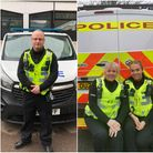 Cambridgeshire Constabulary volunteer 'Specials' put in shifts totalling more than 45,000 hours in 2020 – 4,000 more than...