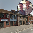 Rory O'Shea and Callum Metcalfe will be opening a new hair salon in Charing Cross, Norwich