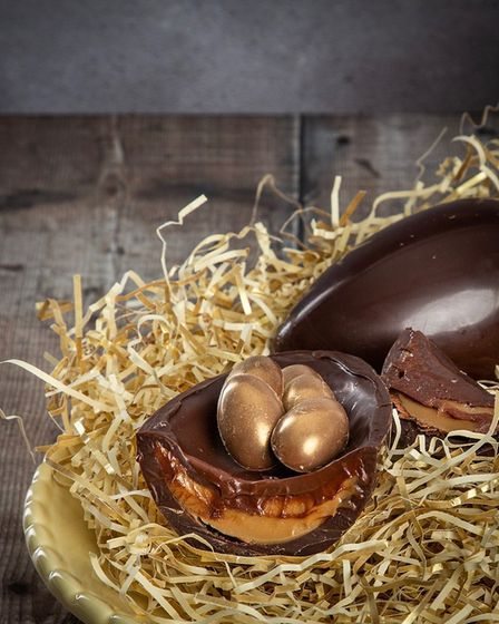 Inside The Emporium's Limited Edition Easter Eggs