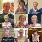 The Horringer and Ickworth WI bakers
