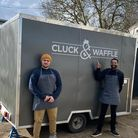 Lewis Sell and Reese Prince are launching their own food delivery service in Sudbury and the surrounding villages called...