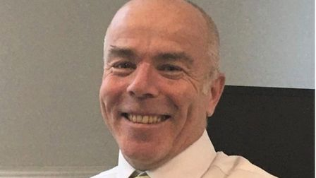 Jim Haylett, appointed as the new £95,000 a year chief executive of the police and crime commissioner's office.-