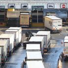 The UK's imports and exports have fallen by the largest margin since 1997 and Suffolk businesses are feeling the impact.