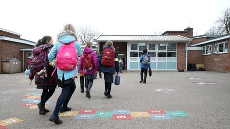 Ninety per cent of primary pupils have returned to school in Norfolk.