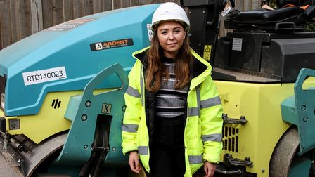 Though the construction industry is stillseen as male dominated, Rebecca is keen for women to benefit from some of the...