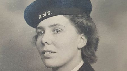 Benefactor Miss Bobby Carter of Frinton-on-Sea