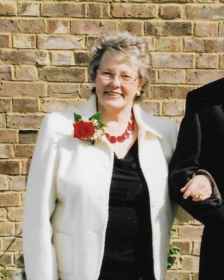 """Patsy Stammers was described as being """"kind and selfless"""" by her eldest son Melvyn Stammers."""