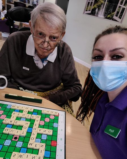 The staff were praised for allowing residents to live full lives