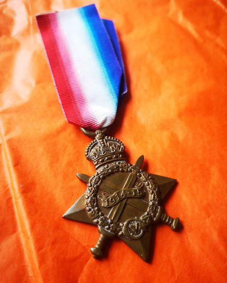 Adam Simpson-York buys old war medals off eBay and traces them to find the owners family.
