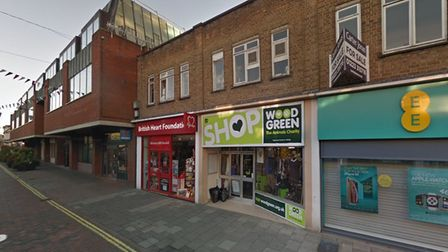 Jamie's Meat Inn will be opening up in the oldWood Green, The Animals Charity shop which recently closed down.
