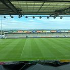 A view from the stands at Sandy Park