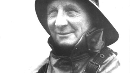 Cromer lifeboat hero blue plaques preview - Henry Blogg