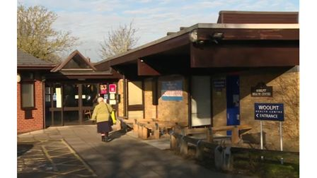 Woolpit Health Centre will have a new community car park built next to it