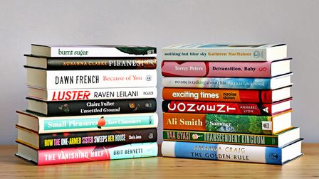16 books have been longlisted for this year's Women's Prize for Fiction