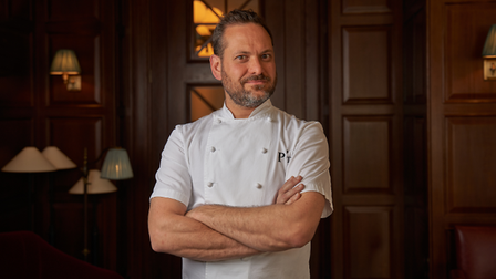 Cambridge chef Tristan Welch is hosting a charity cookalong