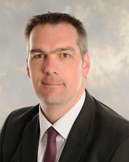 Detective Chief Inspector Phil Gray. PIC: Submitted by Norfolk Police.