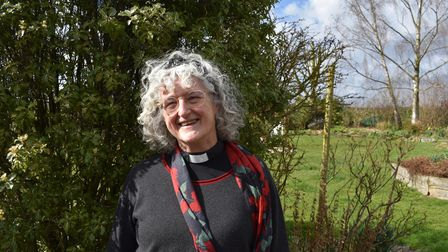 Revd. Jane Held has been supporting her community in the Halesworth area