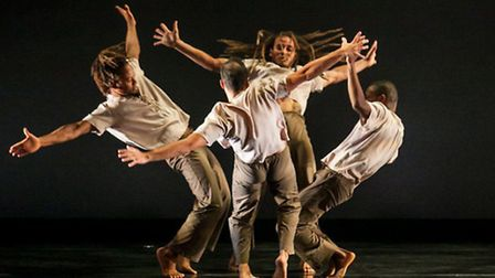 Dance Dayz workshops are coming to St George's