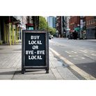 Alexandra Walters is urging people the 'shop local' when the businesses re-open