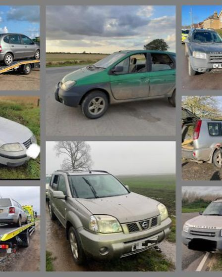 In 6th place in the #RCAT #CoursingCarLeague we have 4 cars tied with two of each seized this season.