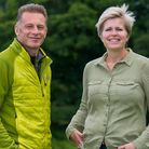 'Me and My Dog', co-presented by Chris Packham and Sian Ryan, is being repeated on BBC2 starting March 20