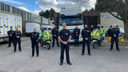 Operation Tramline proved to be a huge success for Suffolk and Norfolk police