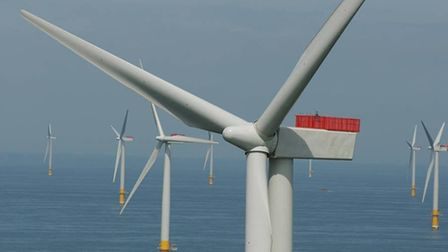 The giant Greater Gabbard offshore wind farm off Felixstowe/Hariwch is to expand under a new deal