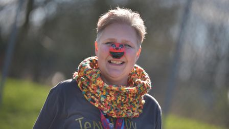 Sherry Storer organised the event at Suffolk Rural