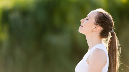 Portrait of beautiful smiling young woman looking after her wellbeing Picture: Getty Images/iStockph