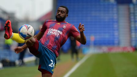 Kane Vincent-Young makes a substitute appearance at Portsmouth