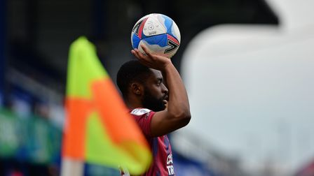 Kane Vincent-Young back in action at Portsmouth