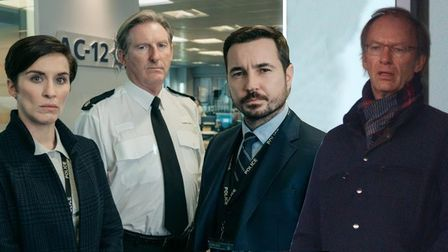 Marcus Evans used to own the production company behind hit BBC show Line of Duty