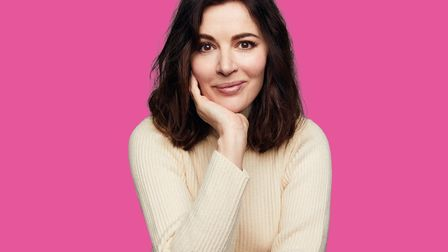 TV chef Nigella Lawson will be sharing cookery stories with fans online as part of the Ipswich Regen