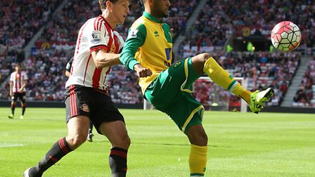 Norwich City midfielder Nathan Redmond is looking forward to a special reunion with Stoke keeper Jac
