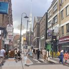 How local authoritysees a traffic free Brick Lane