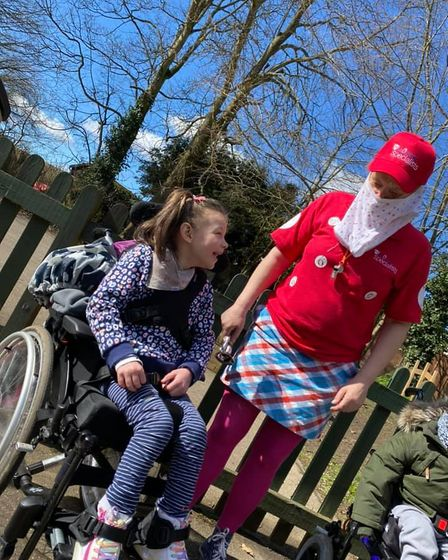 The Laughter Specialists visited Uttlesford schools for Comic Relief 2021