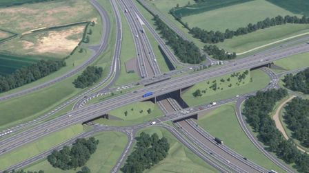 Highways England awarded a half-a-billion poundcontract to transform the A428